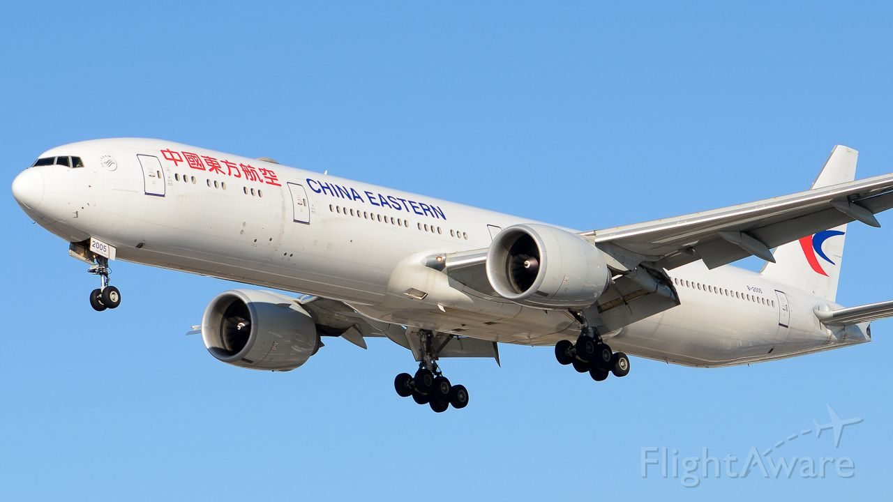 Boeing 777 (B-2005)