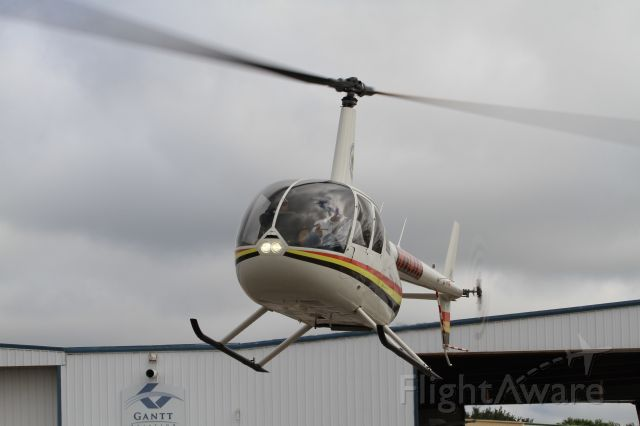 Robinson R-44 (N114TA) - Magnum Copters Robinson R-44 training helicopter.