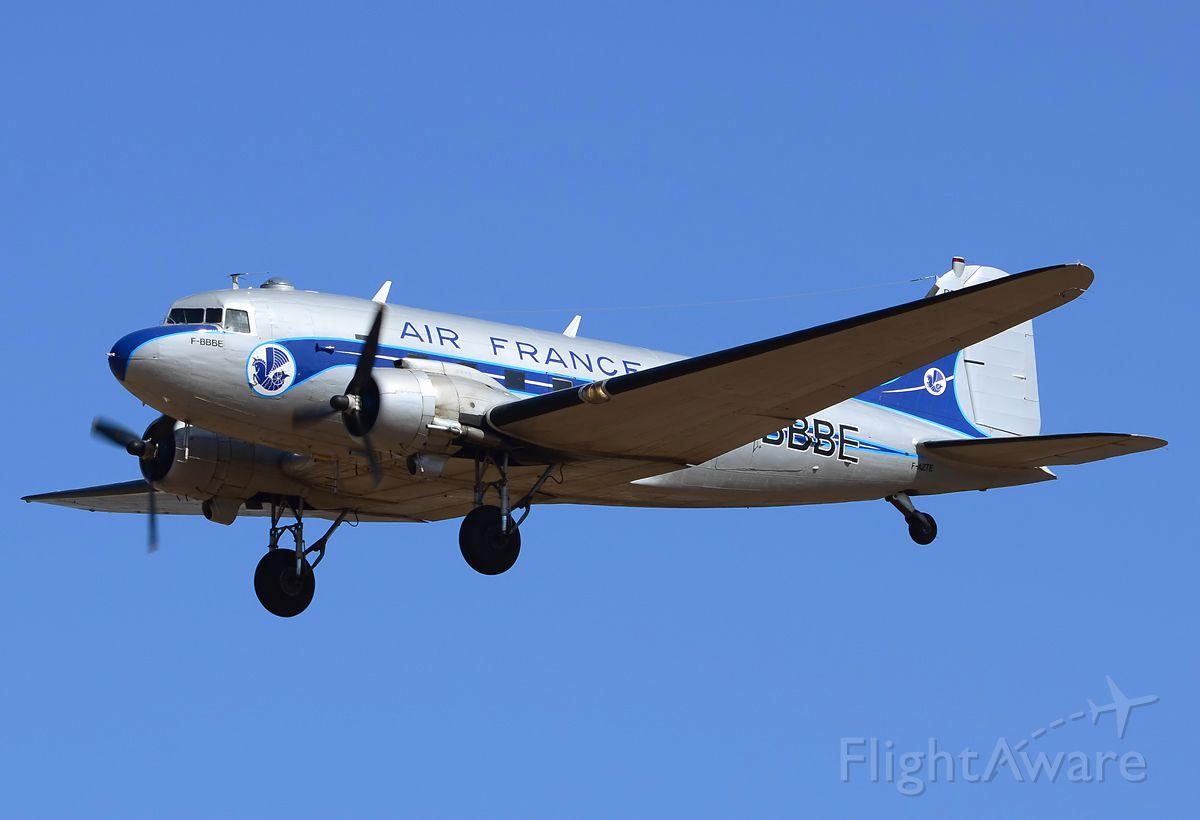 Douglas DC-3 (F-AZTE) - June, 2011