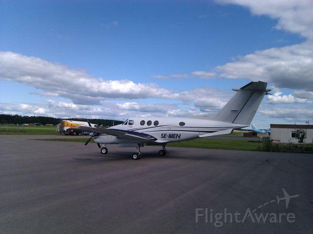 Beechcraft King Air F90 (SE-MEN)