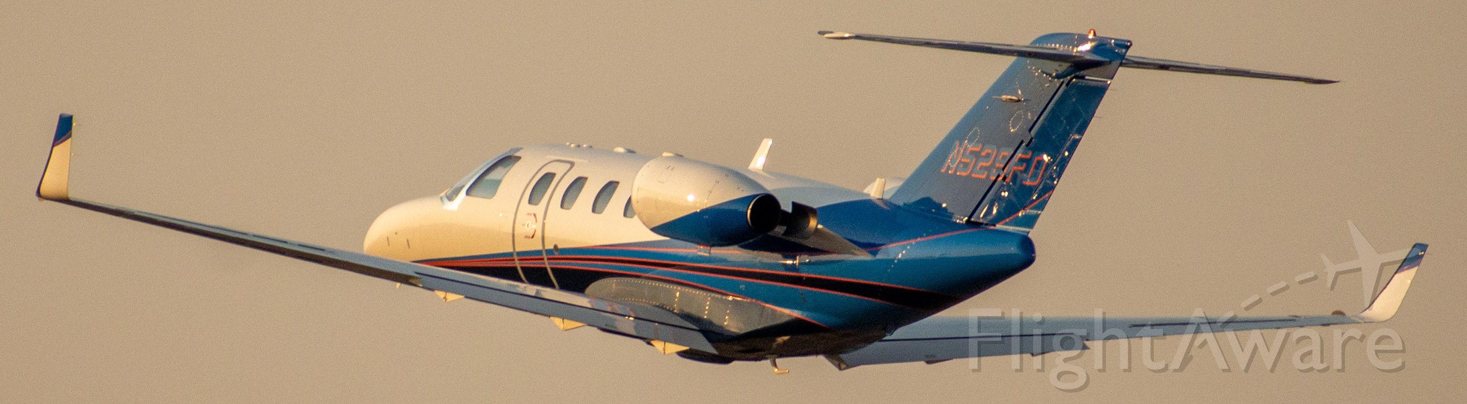 Cessna Citation CJ1 (N529FD)