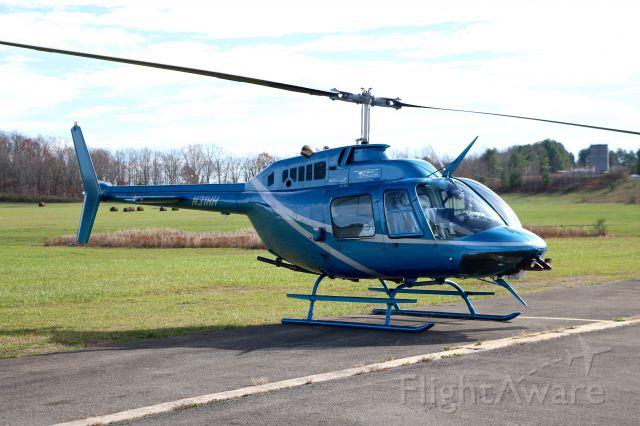 Bell JetRanger (N31HH)
