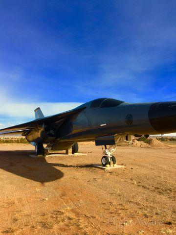 Grumman EF-111 Raven (ABD27) - Aardvark on display