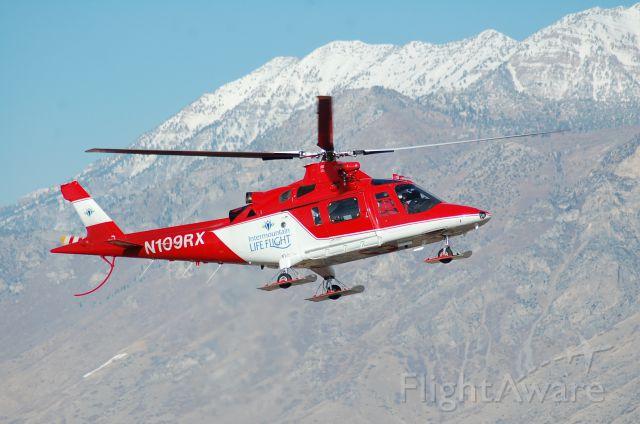 SABCA A-109 (N109RX)