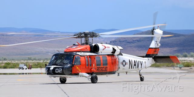 Sikorsky S-70 (16-5760) - A Sikorsky MH-60S Seahawk (165760) of the Navy