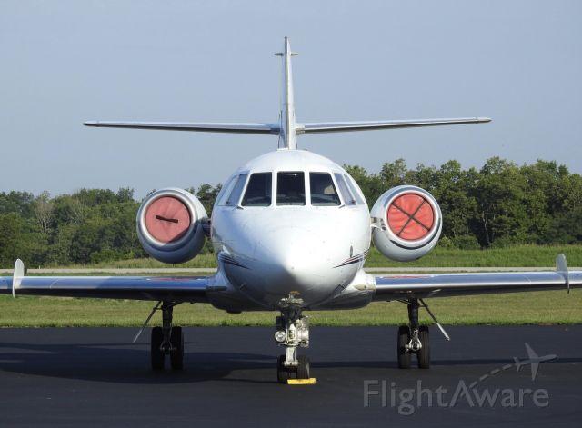 Dassault Falcon 20 —