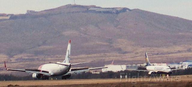 Boeing 737-700 (LN-NOJ) - LN-NOJ Norwegian Air Shuttle Boeing 737-86N. FUE/GCFV Spotting