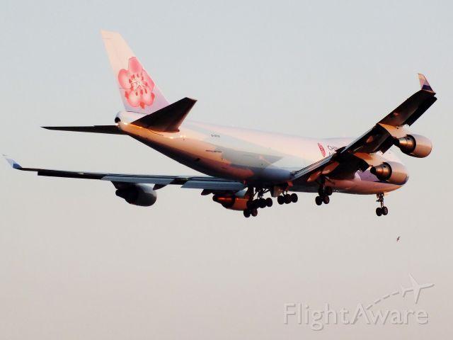 Boeing 747-400 (B-18708)