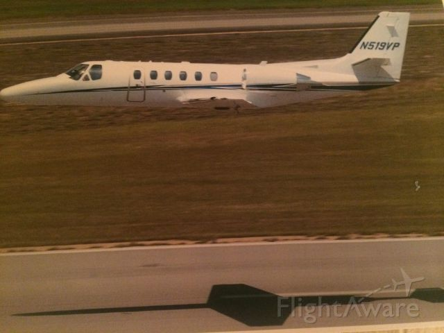 Cessna Citation II (N519VP)