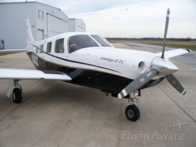 Piper Saratoga/Lance (N383C)