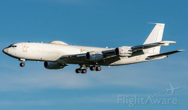 Boeing E-6 Mercury (16-4407) - RUFUS17 from Tinker
