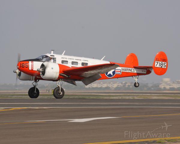 Beechcraft 18 (N7185)