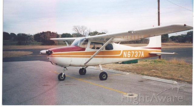 Cessna Skyhawk (N6737A) - 1956 C-172