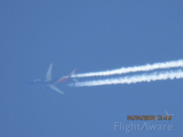 Boeing 737 MAX 7 (N8716B)