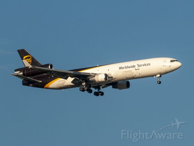 Boeing MD-11 (N285UP) - 4/8/2020