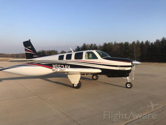 Beechcraft Bonanza (36) (N5524V)