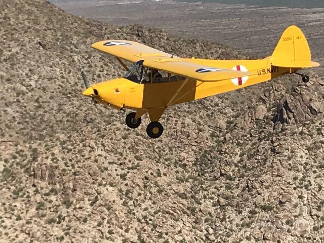 Piper L-18B Cub Special (N68490)