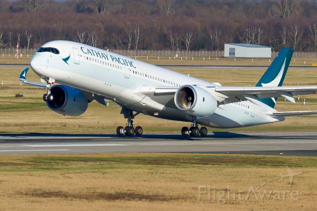 Airbus A350-900 (B-LRI) - 29.12.2016