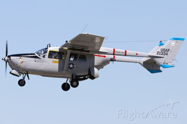Cessna 336 Skymaster (N5VN)