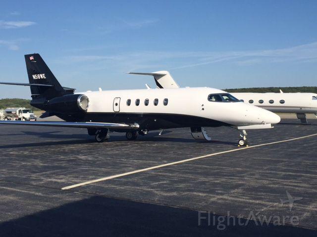 Cessna Citation Sovereign (N58WE)
