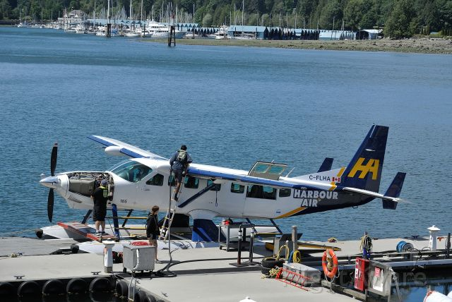 Cessna Caravan (C-FLHA)