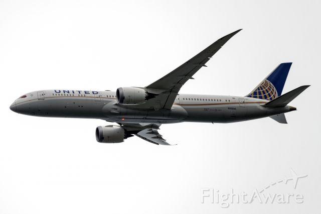 Boeing 787-8 (N38955)