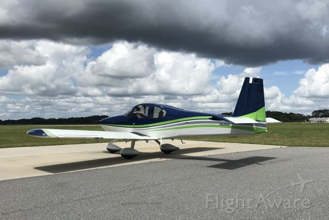 Vans RV-10 (N624SX) - Go Seahawks! Great flying RV10 with Dynon screens & full custom interior