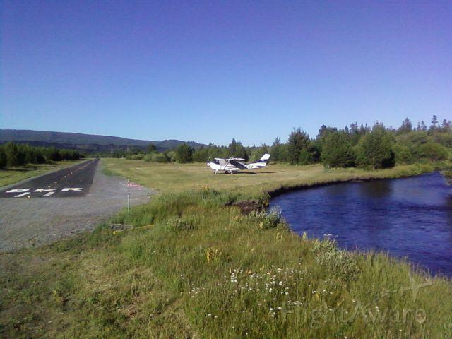 Cessna T206 Turbo Stationair (N57LB) - Black Rock Ranch Central Oregon