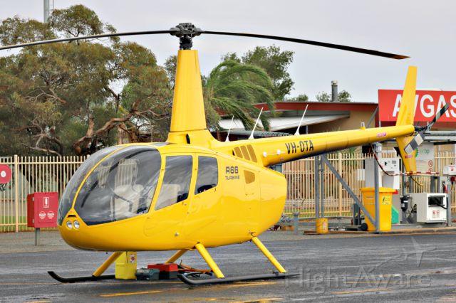 Robinson R-66 (VH-OTA)