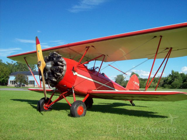 Beechcraft Baron (58) (N9739) - 2008 Skaneateles Lake flight