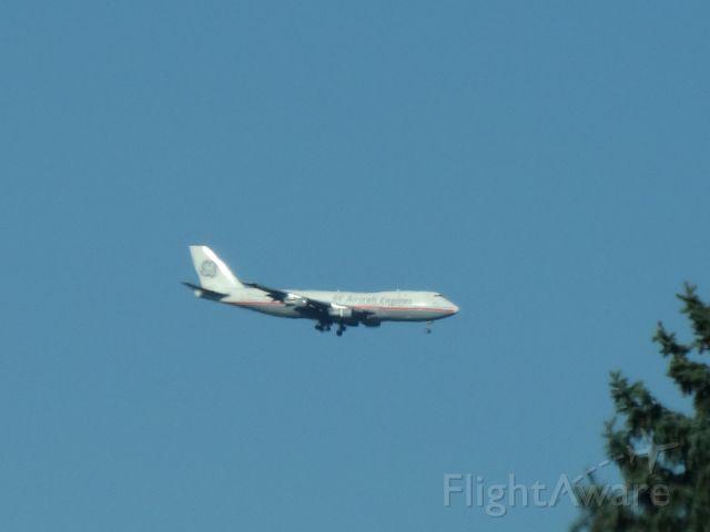 BOEING 747-100 (N747GE)