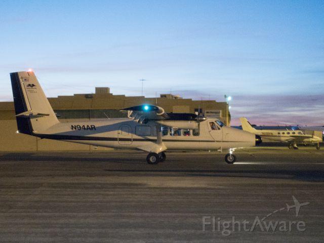 De Havilland Canada Twin Otter (N94AR) - 2 MAY 201
