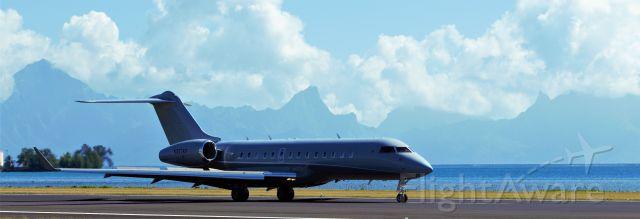 Bombardier Global Express (N307KP)