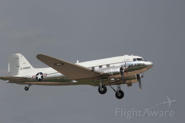 Douglas DC-3 (N47E) - One of my favorite C-47