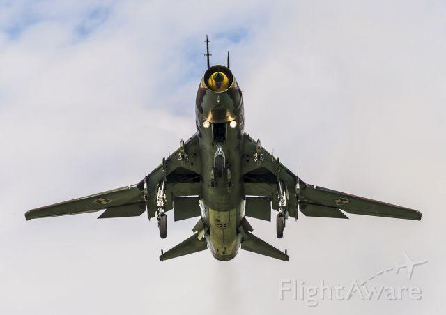 SUKHOI Su-22 (PAF3920) - Kleine Brogel Spottersday 2015