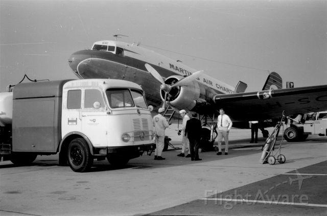 Douglas DC-3 (PH-SCC) - Martin