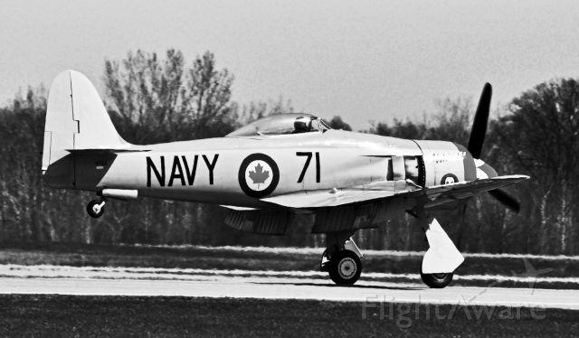 N71GB — - The sawbones race plane at Anoka Mn.