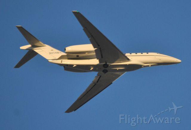 Cessna Citation X (N214WT)