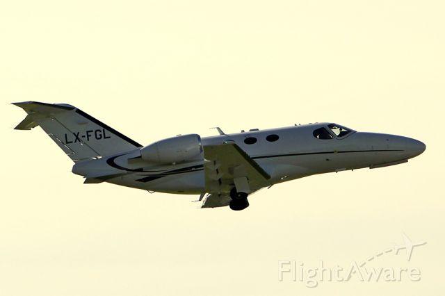 Cessna Citation Mustang (LX-FGL)