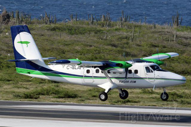 De Havilland Canada Twin Otter (C-GLAI) - Divi Divi Air latest acquisition!!