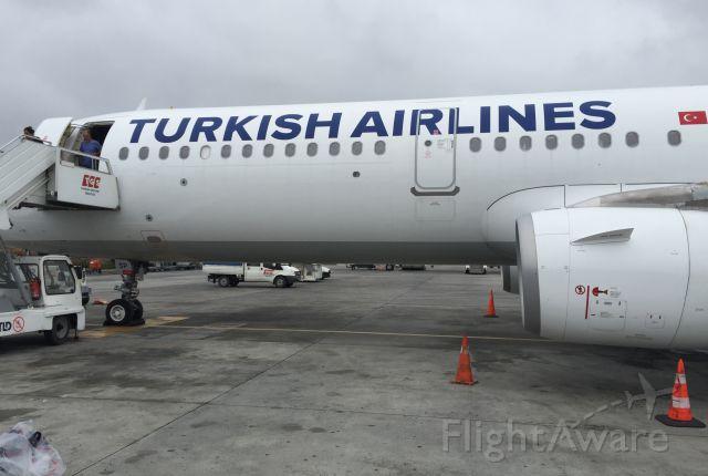 Airbus A321 (TC-JSP)