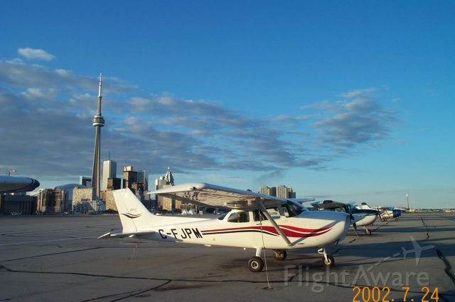 Cessna Skyhawk (C-FJPM)