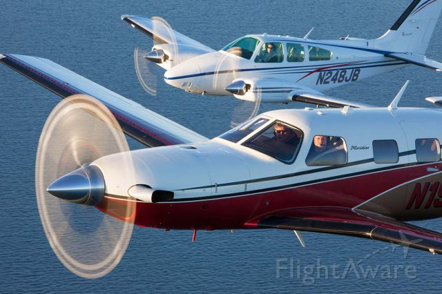 Piper Malibu Meridian (N19WM)