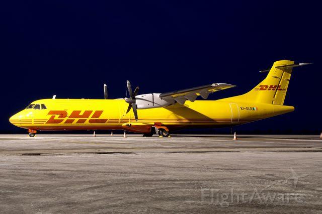 ATR ATR-72 (EI-SLR)
