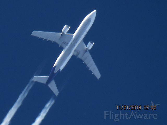Airbus A300F4-600 (N674FE)