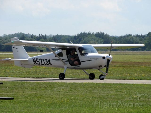 Cessna Skycatcher (N5213K)
