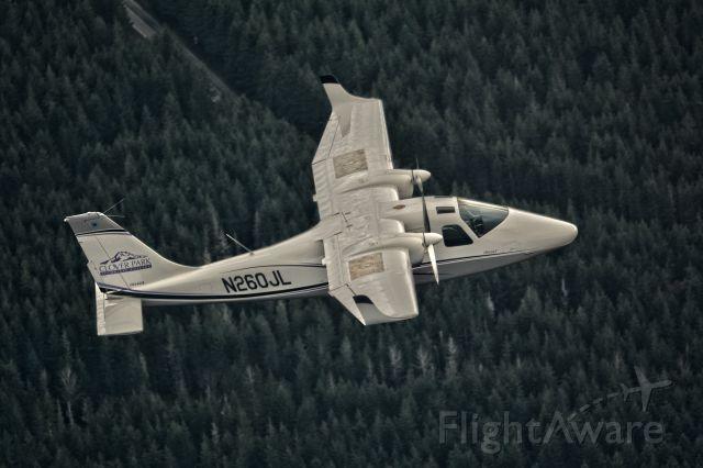 Cessna 206 Stationair (N260JL)