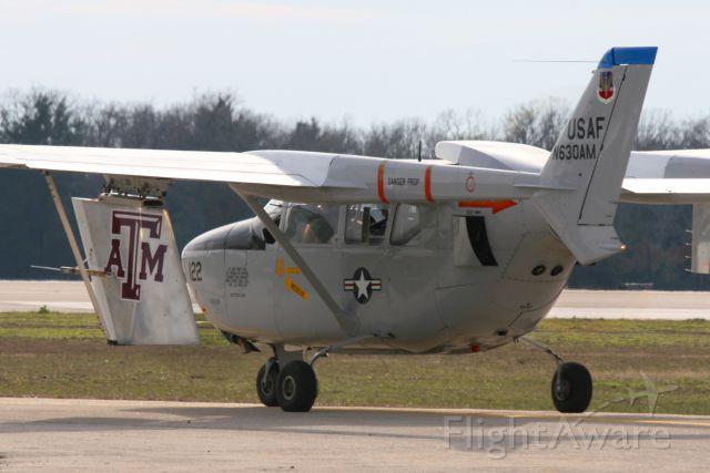 Cessna Super Skymaster (N630AM)