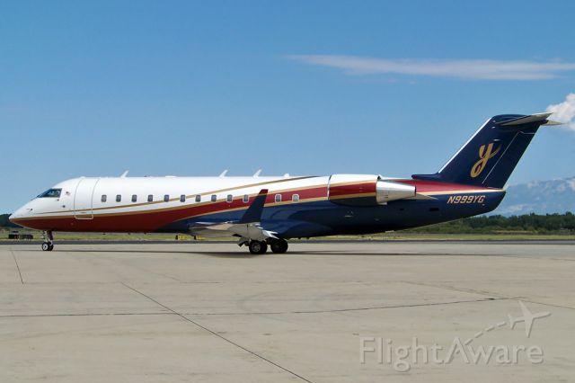 Canadair Regional Jet CRJ-200 (N999YG)