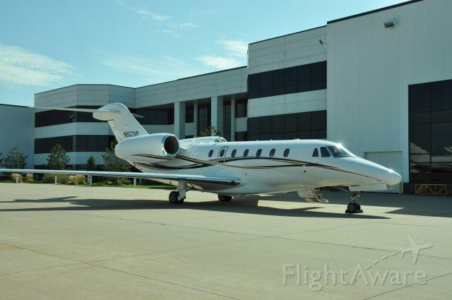 Cessna Citation X (FIV703) - Picking up at ICT